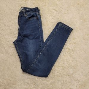 L.O.G.G. H&M high wasites skinny jeans